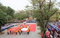 Trường THPT Thái Phiên: Khai mạc Hội khỏe Phù Đổng năm 2019
