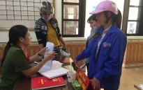 Công an quận Kiến An: Bắt, vận động 5 đối tượng truy nã ra đầu thú