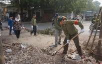 Phường Lam Sơn (Lê Chân):  Nhiều giải pháp đồng bộ lập lại trật tự đường hè