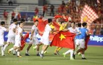 U22 Việt Nam giành tấm huy chương Vàng, làm nên lịch sử tại SEA Games