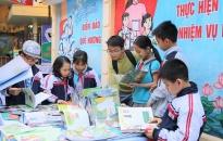 Thiếu nhi yêu sách - Chuyên đề ý nghĩa ở Trường Tiểu học Chu Văn An (quận Ngô Quyền)