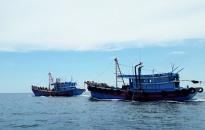 Đồn Biên phòng Đồ Sơn: Cứu 6 lao động gặp nạn trên biển
