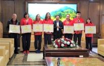 Quảng Ninh: Thưởng gần 1,7 tỷ đồng khen VĐV, HLV có thành tích cao tại Sea Games 30