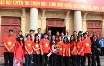 112 học sinh Hải Phòng chuẩn bị bước vào Kỳ thi học sinh giỏi Quốc gia năm 2019-2020