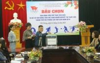 Nguyễn Việt Anh được bầu là VĐV thể thao tiêu biểu Hải Phòng năm 2019