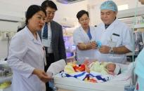 BV Trẻ em Hải Phòng- BV Trẻ em Đại học Quốc gia Seoul, Hàn quốc ký kết phối hợp 5 năm (2020-2025) thúc đẩy học tập và đào tạo về y tế