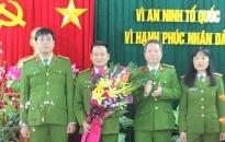 CATP khen thưởng Phòng PC05