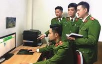 """Thiếu tá Đặng Quốc Bảo: Trưởng Công an phường """"thời 4.0"""""""
