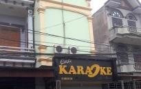 """Phá ổ """"bay lắc"""" tại quán Karaoke Luxury ở xã Kiền Bái (Thủy Nguyên)"""