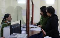 Thư cảm ơn Công an quận Ngô Quyền và CAP Lạch Tray