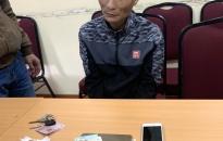 Công an phường Cát Dài, Lê Chân:  Bắt nhanh đối tượng tàng trữ ma túy