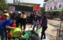 oàn phng Thng L (Hng Bàng): Chung tay gii cu da hu Gia Lai