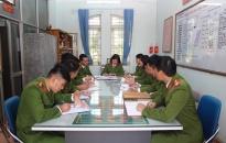 Đội CSĐT TP về Kinh tế & Chức vụ, CAQ Kiến An: Xử phạt 11 vụ việc kinh tế, bắt 1 đối tượng truy nã