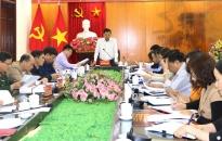 Quận ủy Lê Chân:  Phấn đấu xây dựng quận trở thành đô thị xanh, văn minh, hiện đại vào năm 2025.