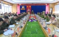 Cng an Qung Ninh: Tip tc trin khai các bin pháp phòng chng dch Covid-19