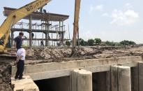 Cải tạo hệ thống thủy lợi tại 5 xã thuộc huyện An Dương