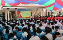 Đoàn phường Văn Đẩu, Kiến An: Chú trọng phát triển đội viên