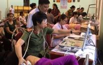Phòng Hậu cần - CATP: Nâng cao chất lượng y tế dự phòng