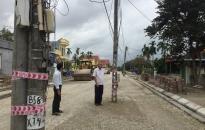 Hơn 200 hộ dân xã Bắc Sơn (An Dương) sống khổ với đường xuống cấp