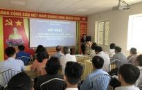 Ủy ban MTTQ Việt Nam và các Đoàn thể quận Lê Chân:  Đẩy mạnh tuyền truyền phòng, chống dịch bệnh Covid-19
