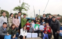 Đoàn Thanh niên CATP: Phong phú các hoạt động hưởng ứng Tháng Thanh niên
