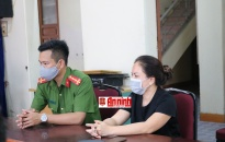 Kiểm tra đột xuất cơ sở kinh doanh karaoke Điểm Hẹn số 87, lô 27 Lê Hồng Phong (Ngô Quyền): Vẫn vi phạm lệnh tạm dừng hoạt động