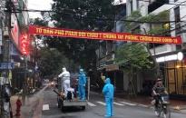 TDP Phan Bội Châu 1, phường Phan Bội Châu (Hồng Bàng): Chủ động phòng chống dịch Covid – 19
