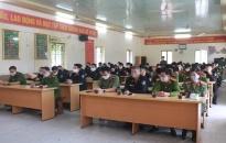 Phòng Cảnh sát Cơ động – CATP: Tuyên truyền phòng chống dịch Covid – 19