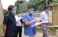 Chủ tịch UBND TP Nguyễn Văn Tùng kiểm tra đột xuất công tác phòng chống dịch bệnh COVID-19 tại huyện Cát Hải