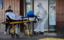 Dịch viêm đường hô hấp cấp COVID-19: Thêm 769 ca tử vong tại Tây Ban Nha trong 24 giờ qua