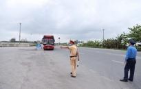 Công an thành phố:  Tăng cường kiểm tra, kiểm soát đối với các tuyến vận tải hành khách cố định từ 24 tỉnh, thành đi và đến Hải Phòng