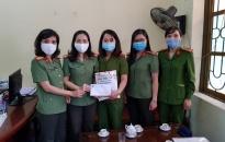 Hội Phụ nữ CATP:  Đẩy mạnh tuyên truyền, chủ động tham gia phòng, chống dịch Covid-19