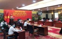 Thủ tướng Chính phủ họp trực tuyến chỉ đạo chống dịch COVID-19 tại 5 thành phố lớn