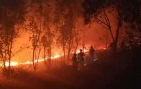 Cháy rừng ở Tây Nam Trung Quốc, gần 20 người thiệt mạng