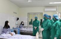 BV Hữu nghị Việt Tiệp tạo môi trường an toàn cho người dân trong mùa dịch COVID-19