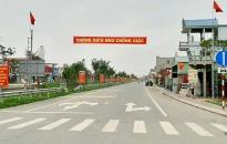 Người dân hai huyện Tiên Lãng và Vĩnh Bảo thực hiện nghiêm túc, tự giác việc giãn cách xã hội