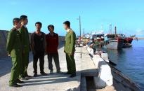 Công an huyện Bạch Long Vỹ: Nêu cao trách nhiệm trong quản lý cán bộ, chiến sỹ