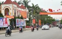 Huyện An Dương Hoàn thành 70% khối lượng xây dựng trụ sở làm việc UBND  thị trấn An Dương