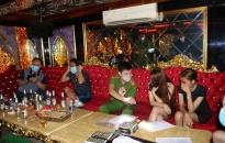 Một quán karaoke tại phường Đằng Giang, quận Ngô Quyền ngang nhiên hoạt động bất chấp lệnh cấm