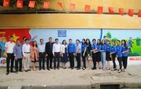 Đoàn phường Văn Đẩu, Kiến An: Giới thiệu 14 đoàn viên ưu tú đứng trong hàng ngũ của Đảng