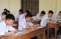 Dự thảo phương án thi tốt nghiệp THPT 2020