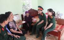Thăm, tặng quà mẹ Việt Nam anh hùng nhân kỷ niệm 65 năm ngày giải phóng Hải Phòng (13/5/1955 – 13/5/2020)