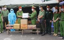 Phòng Cảnh sát PCCC và cứu nạn, cứu hộ - CATP: Kịp thời nhắc nhở cán bộ, chiến sỹ chấp hành nghiêm kỷ luật công tác
