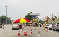 Lực lượng Cảnh sát giao thông toàn quốc tổng kiểm soát phương tiện giao thông đường bộ
