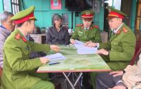 Công an Quảng Ninh: Quyết liệt, tập trung chỉ đạo hoàn thành đề án Cơ sở dữ liệu quốc gia về dân cư