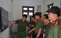 Khối Công an huyện: Không có cán bộ, chiến sỹ vi phạm quy trình công tác