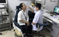 Thăm, khám chữa bệnh cho các đối tượng có hoàn cảnh khó khăn