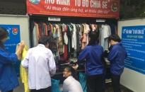 Đoàn phường Trại Chuối, Hồng Bàng: Phong phú các hoạt động đảm bảo an sinh xã hội