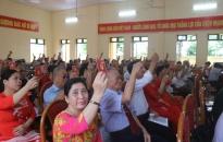 """Đảng bộ xã Gia Luận (huyện Cát Hải): Giữ vững xã đạt chuẩn nông thôn mới, góp phần xây dựng thành công thương hiệu """"Cát Bà xanh"""""""
