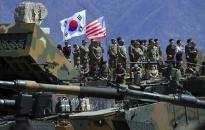 Mỹ-Hàn đạt thỏa thuận về chi phí cho nhân viên tại các căn cứ của lực lượng đồn trú